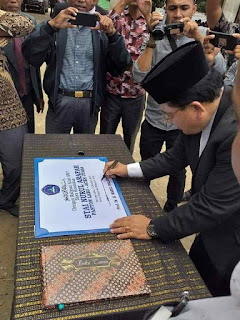 STAI Nurul Arafah Resmi Diluncurkan