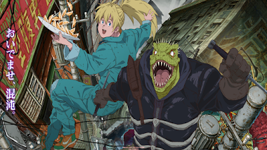 Manga Dorohedoro regresa con un nuevo capítulo después de 17 meses de su fin