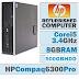 Ordenador HP 6300, 8 GB RAM y 500 GB HDD