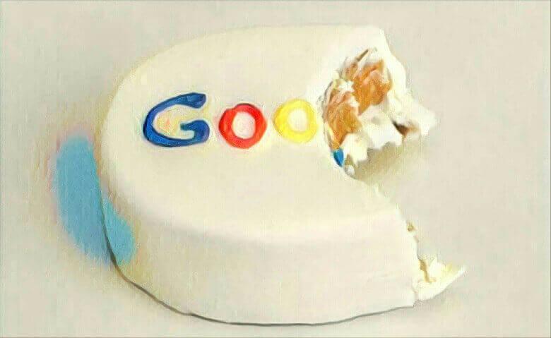 морозиво Google