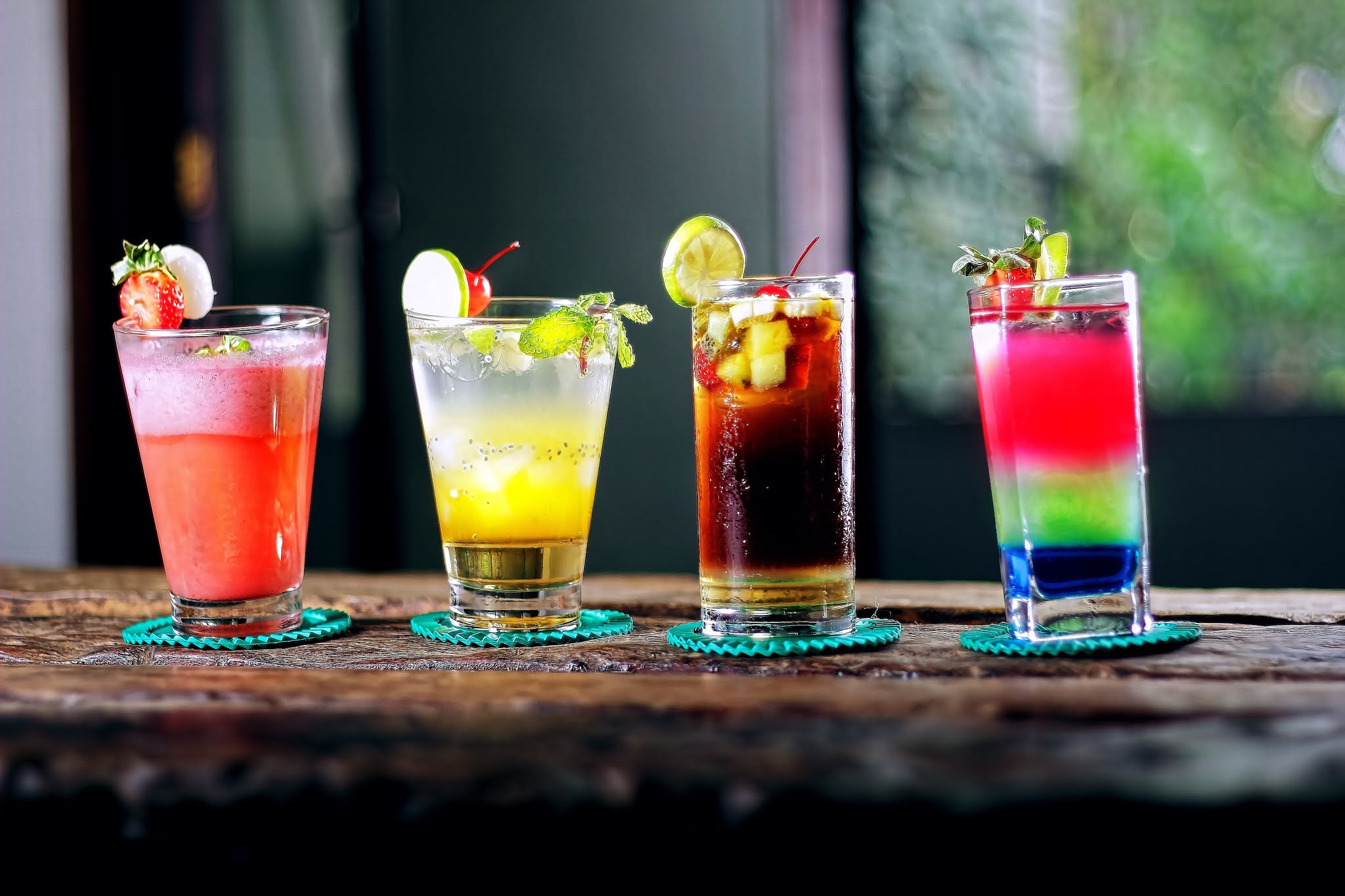 Easy variety fruit cocktail recipes