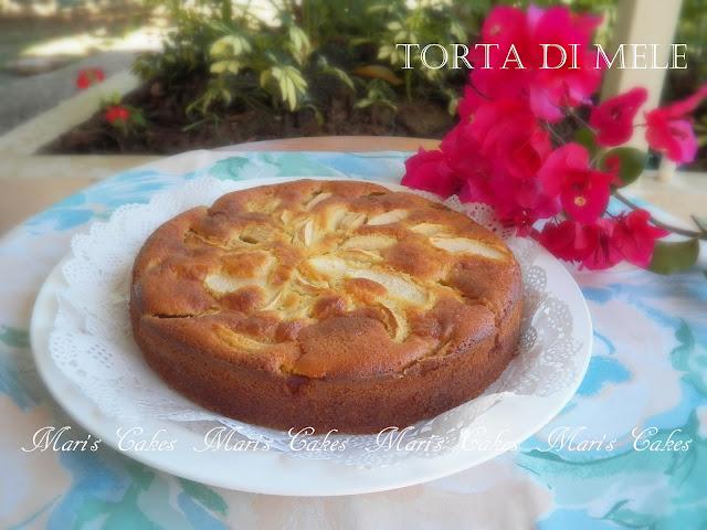 Recipe Torta Di Mele Apple Cake