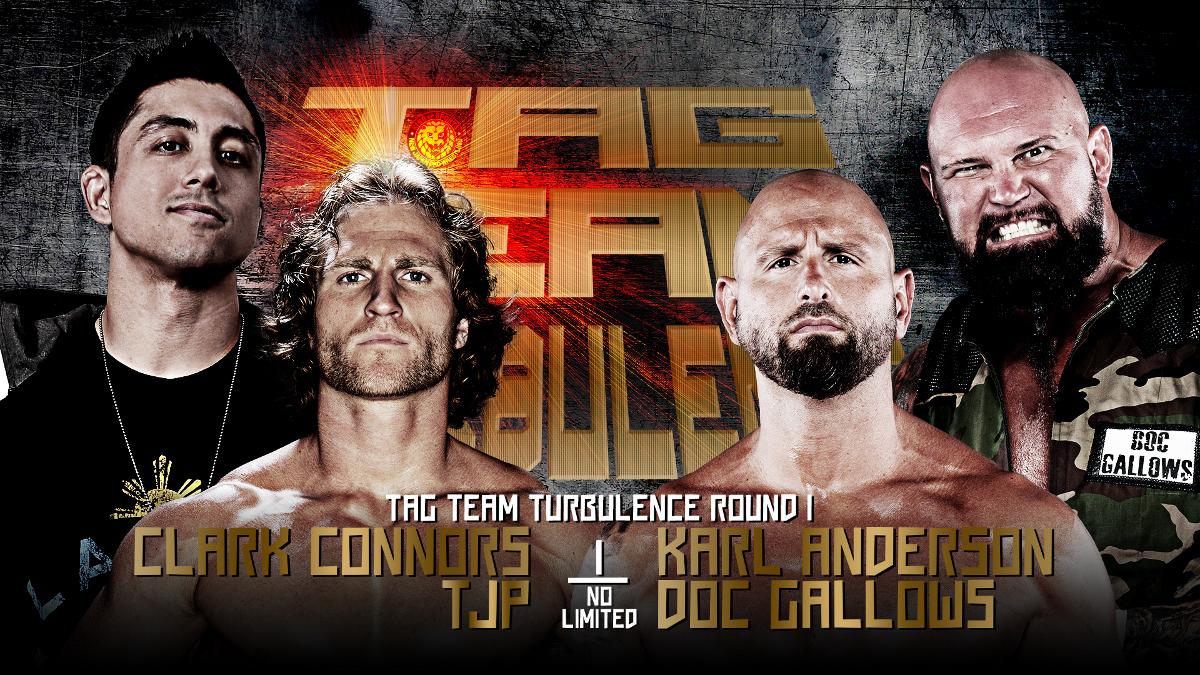 Cobertura: NJPW Tag Team Turbulence (16/07/2021) – Começo do torneio!