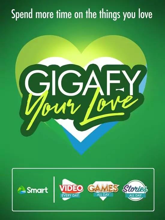 SMART GIGA Mobile Data Promos