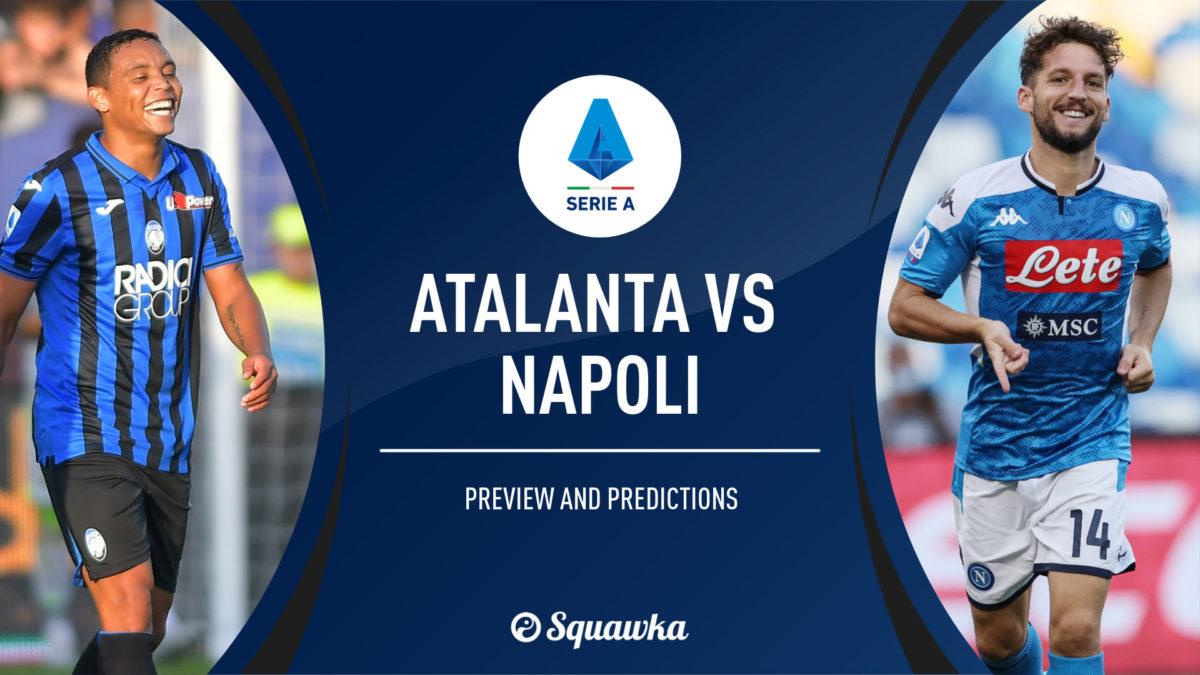موعد مباراة نابولي وأتلانتا اليوم 02-07-2020 في الدوري الايطالي