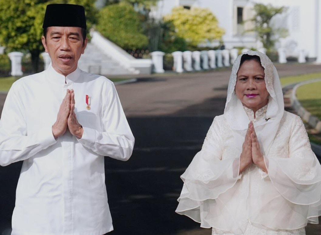 Idul Fitri 1442 H, Presiden: Kita Harus Mengutamakan Kesehatan dan Keselamatan