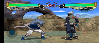 Télécharger   Naruto Ultimate Ninja Storm Mod Gekitou Ninja Taisen 4 sur Android - Dolphin MOD PS3