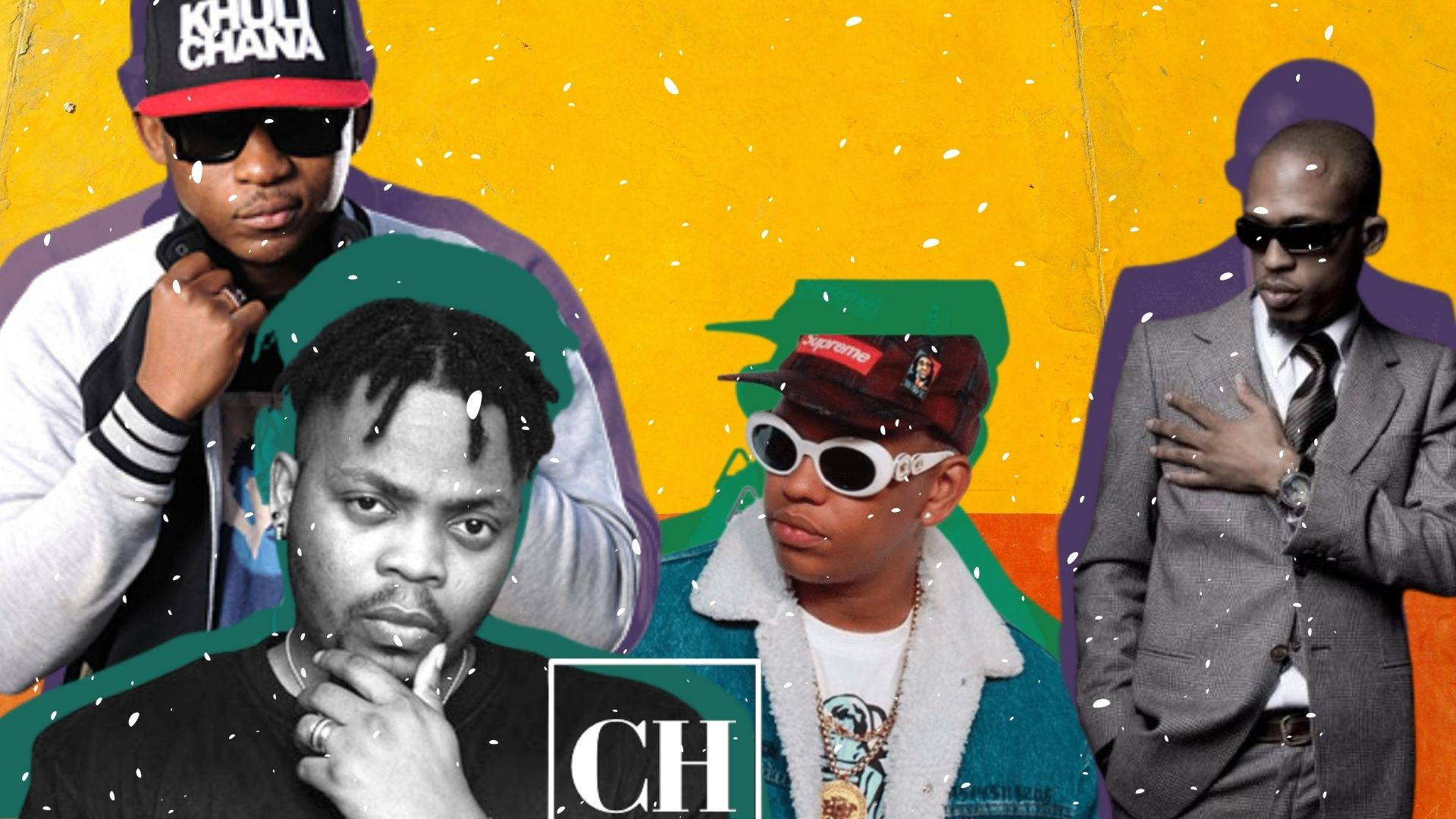 12 of the Most Influential African Rappers of all time.