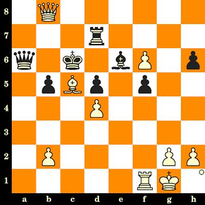 Les Blancs jouent et matent en 3 coups - Leinier Dominguez-Perez vs Carlos Muiz, Candas, 1999