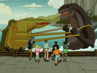Godzilla A Série Animada