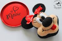 Myszka Minnie - Brelok