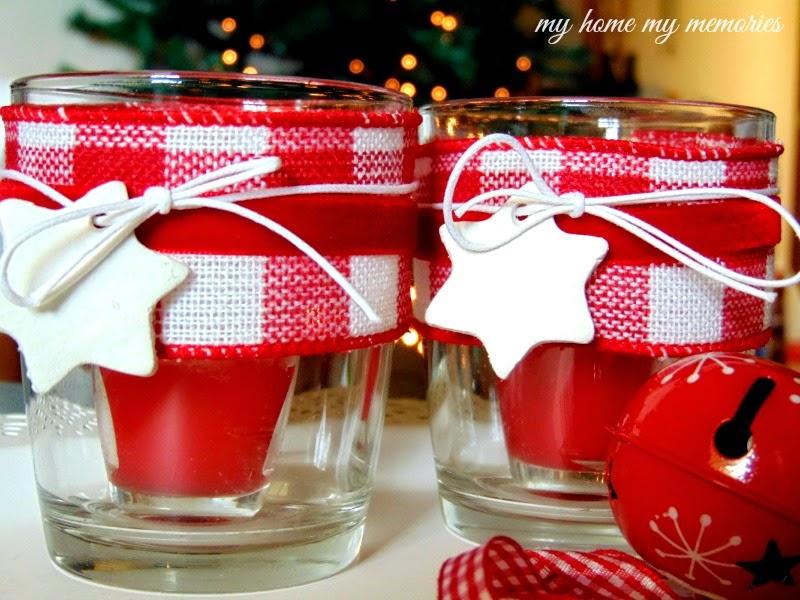 κηροπήγιο-χριστουγεννιάτικο-με-καρό-κορδέλα