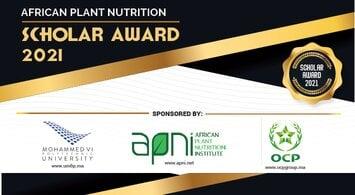 Africa Plant Nutrition Scholarship Program 2021
