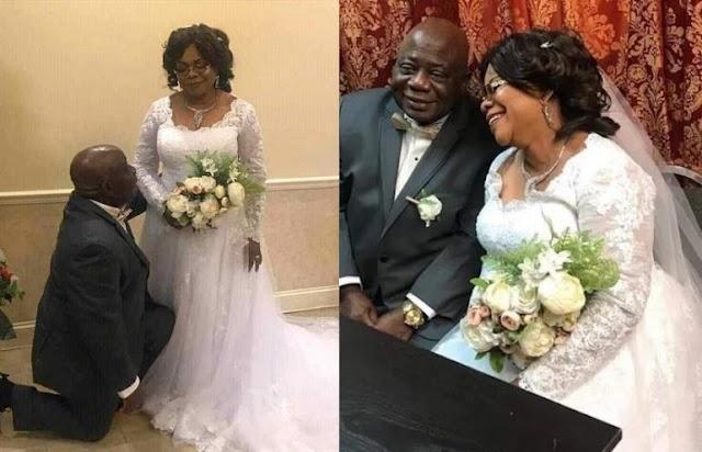 Ex-Osun Deputy Governor Titi Laoye Tomori Remarries At Age 70