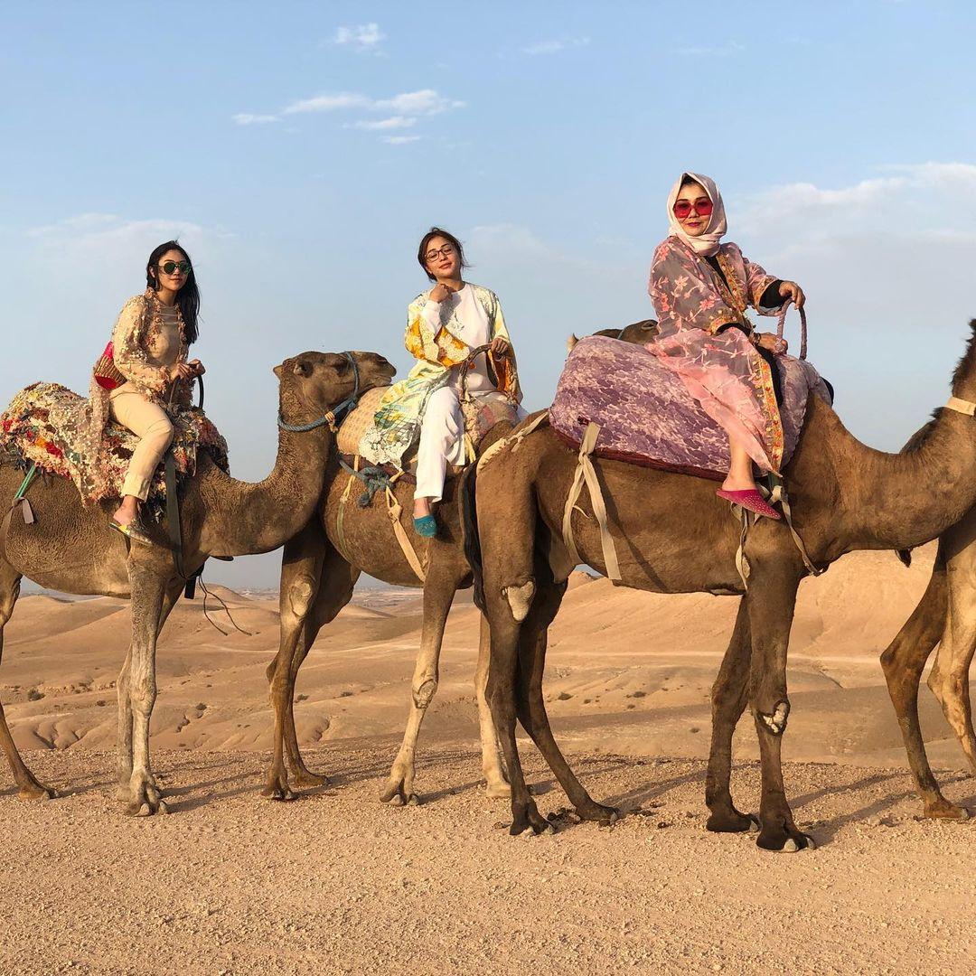 gurun sahara wisata paling favorit maroko