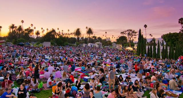 Condições climáticas no mês de agosto em Los Angeles