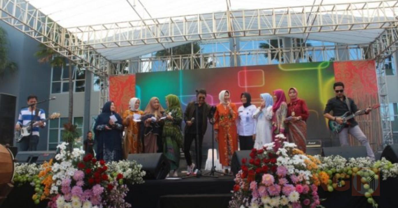 Gebyar Ketupat 2019, Ada Band Hadir Dalam Halalbihalal di Kota Batu