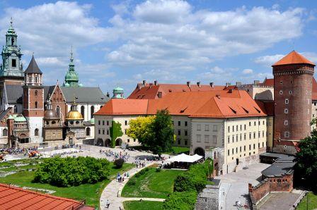 Kraków, Polandia
