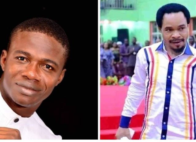 Pastor challenges Prophet Odumejeje to a spiritual battle and invites the general public to come and watch