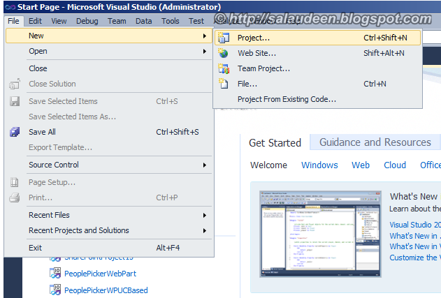 sharepoint 2010 create timer job