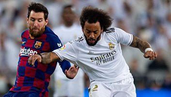 Real Madrid vs Barcelona 2-0 Highlights