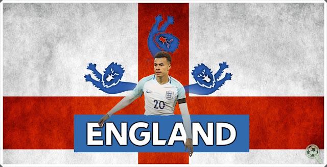 Dele Alli England hope