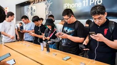 "Apple, Microsoft mắc kẹt vì ""made in China"""