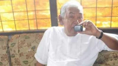 Wartawan Senior Luak Limopuluah Zulkifli Dipanggil Sang Khalik