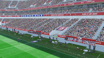 PES 2019 Stadium Stade Pierre-Mauroy by Gavi83