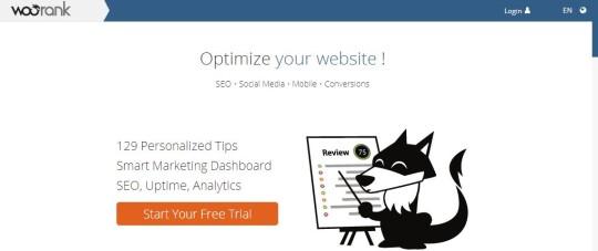 WooRank.com – Website Review – SEO Tool