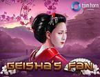 Slot Tom Horn Gaming Geisha's Fan