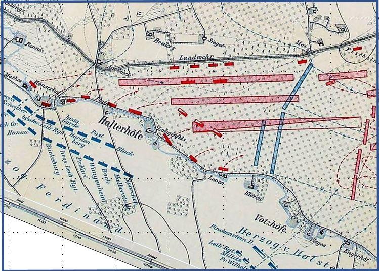 Din of Battle SYW Battle of Krefeld 1758
