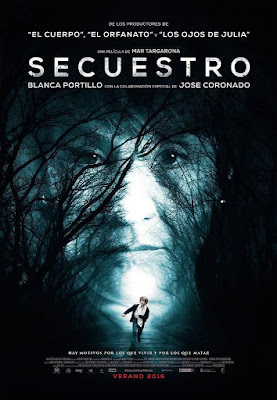 Secuestro 2016 DVD R2 PAL Spanish
