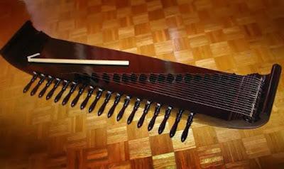 Alat Musik Kacapi