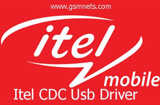 Latest Itel CDC Usb Driver Download