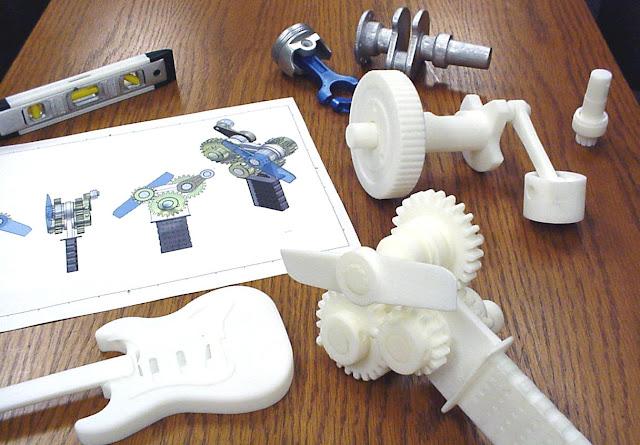 Jasa Printing 3D Jakarta