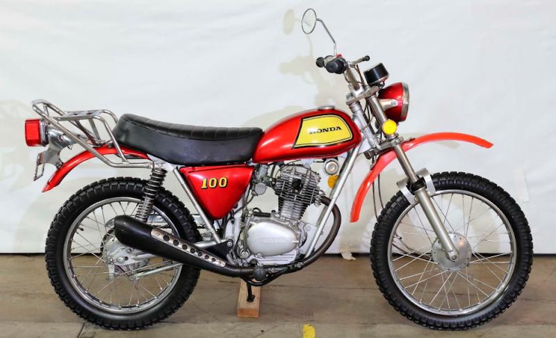 Honda SL100 Average Mileage (1971) - Per Liter, Kmpl & More