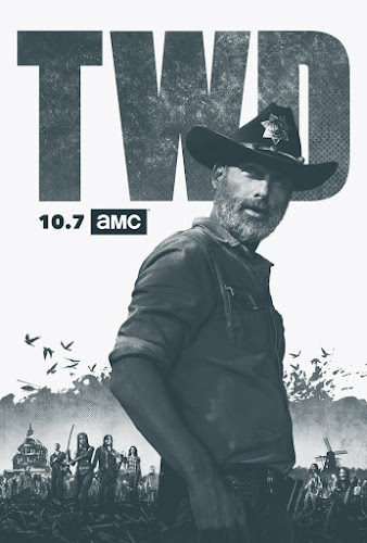 The Walking Dead Temporada 9 (Web-DL 1080p Dual Latino / Ingles)