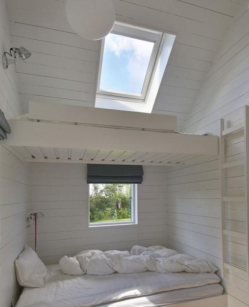 un nouveau regard 2 astuces pour agrandir une chambre d enfant. Black Bedroom Furniture Sets. Home Design Ideas