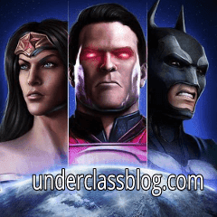 Injustice: Gods Among Us 2.5.1 (Mod Money All GPU) APK