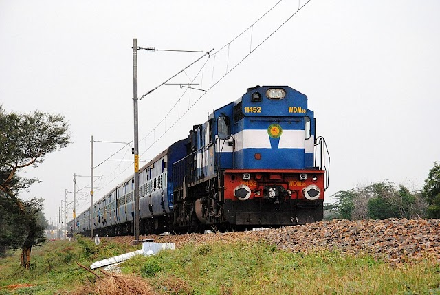 Top 5 Longest Running Trains in Indian Railway