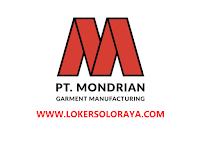 Lowongan Kerja Solo Raya Lulusan D3/S1 di PT Mondrian