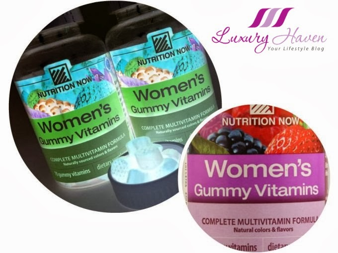 vitacost nutrition now women gummies review