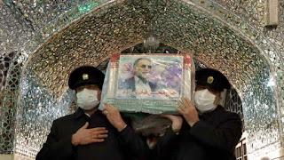 Negara Syiah Iran Mulai Prosesi Pemakaman Ilmuwan Nuklir yang Terbunuh