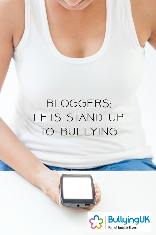 bullying within the blogging community