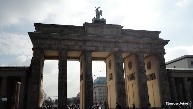 Portão de Brandenburgo - Berlim