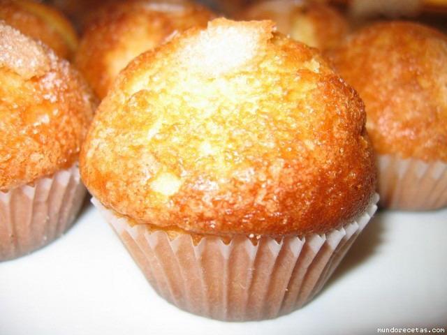 Recetas de comidas caseras y andaluza Magdalenas