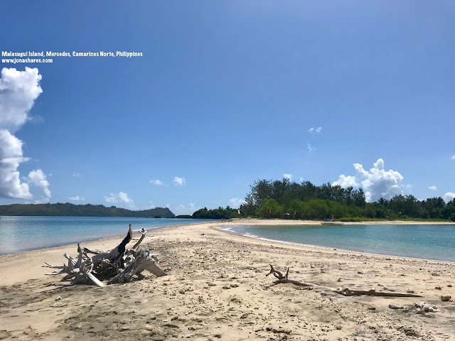 Malasugui Island, Camarines Norte, Philippines