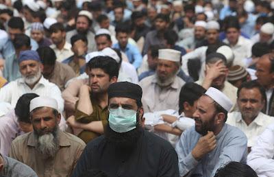 Coronavirus in Pakistan US diplomat infected, around 5000 cases confirmed in the last 24 hours