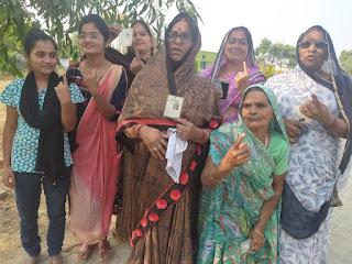 मल्हनी विधानसभा उपचुनाव : 56.65 प्रतिशत मतदान   #NayaSaberaNetwork